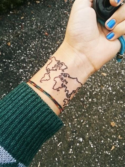 world map tattoo world map pictures photos and images for