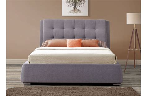Fabric Bed by Birlea Mayfair 4 Drawer Fabric Bed Frame