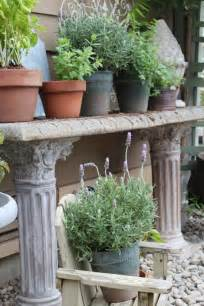 Ideas For Herb Garden Containers Container Herb Garden Ideas Satori Design For Living