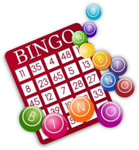 bingo clipart pictures clipartix