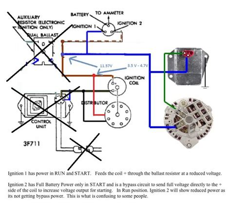 wiring diagram ignition coil resistor 28 images