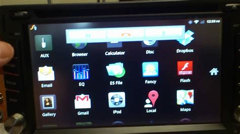android din unit ouku android unit din no location security settings in menu