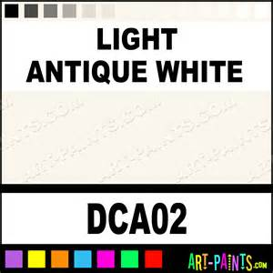 light antique white crafters acrylic paints dca02