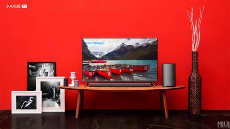 Xiaomi Tv 2 xiaomi unveils ultra thin 9 9mm 48 inch mi tv 2s