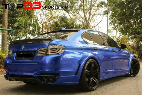 BC Forged Wheels   BMW F10 M5 Wide Body with BC Forged