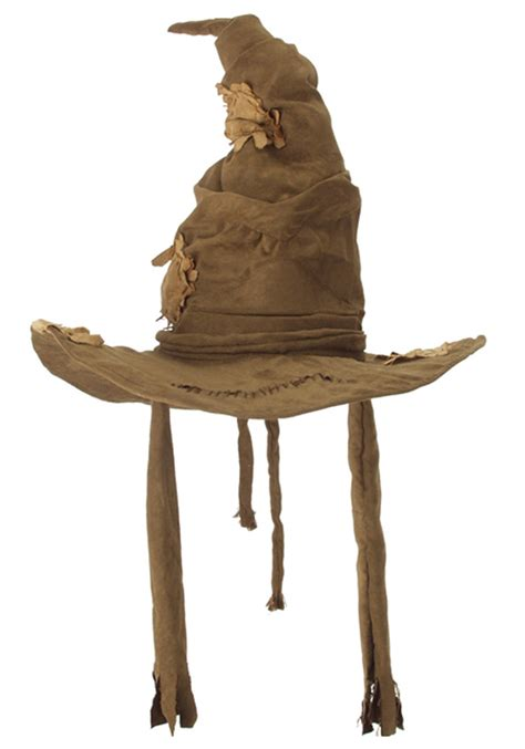 hogwarts sorting hat harry potter costume accessories