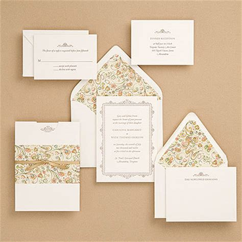 Wedding Invite Kits Paper by 187 Wedding Invitation Paper Planner Wedding Get More Ideas