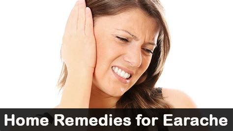 13 diy home remedies for earache