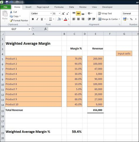 margin calculator excel template average gross margin calculator entry bookkeeping