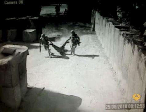 imagenes extrañas captadas por camaras muestran im 225 genes del atentado contra los soldados