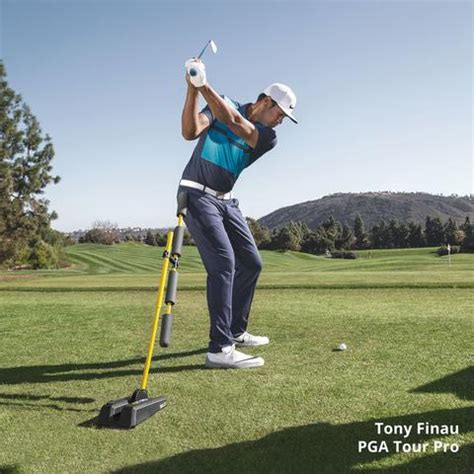 impact swing trainer golf training aids