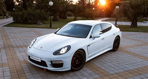 white porsche panamera maria sharapova rocking gorgeous white 2014 porsche