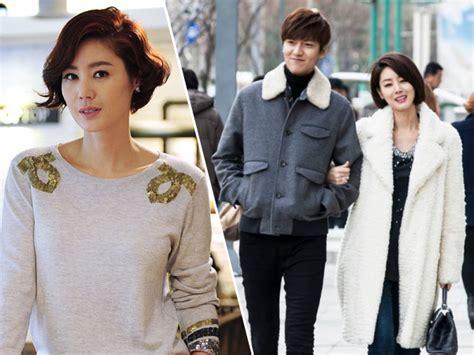 film korea romantis lee min ho pemeran ibu kim tan dalam the heirs ingin bisa pacaran