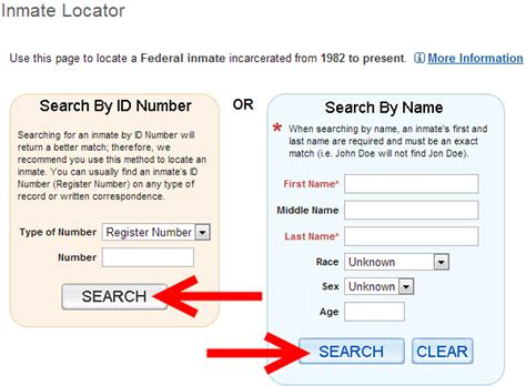 Bop Inmate Records Bureau Of Prisons Inmate Locator 28 Images Bop Federal Inmates Federal Inmate