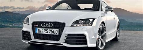 Audi Tts 2009 Technische Daten by Audi Tt Rs Coupe 8j Abmessungen Technische Daten
