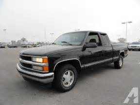 1997 Chevrolet Silverado For Sale 1997 Chevrolet 1500 Silverado For Sale In Bradley