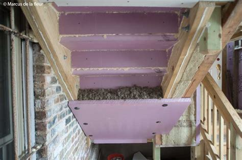 spray paint xps foam porch enclosure stair insulation reshaping our footprint
