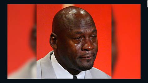 Black Man Crying Meme - the face that launched a thousand shops misunderstanding