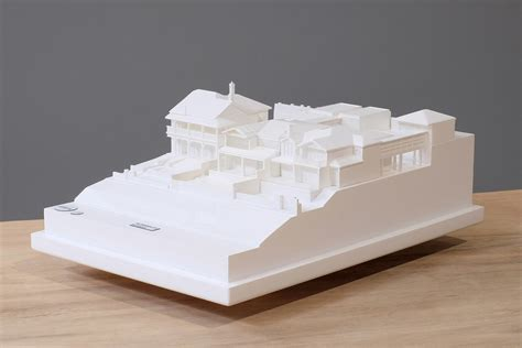 design competition models competition winning design by fjmt architects kink studio
