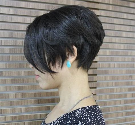 short soft layered brunetts hair cuts 50 cute and easy to style short layered hairstyles