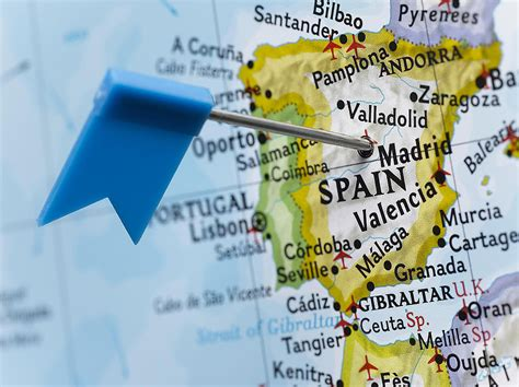 5 themes of geography madrid spain spain basic info history geography and climate
