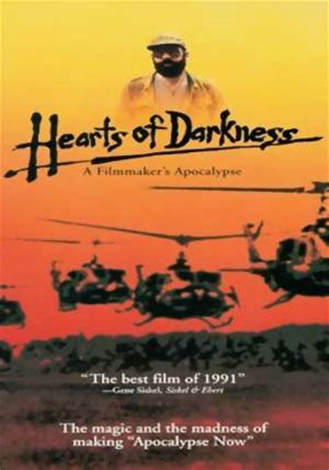 heart of darkness vs apocalypse now themes vietnam the theme park hearts of darkness a filmmaker s