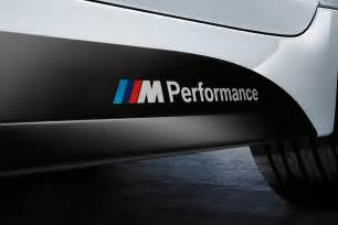 Bmw Usa Parts Exclusive With Bmwna On The New M Performance Parts