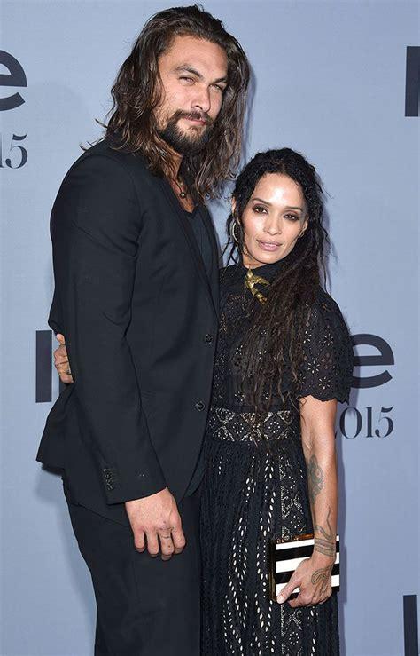 lisa bonet and husband jason momoa at premiere of lisa bonet makes rare red carpet appearance with husband