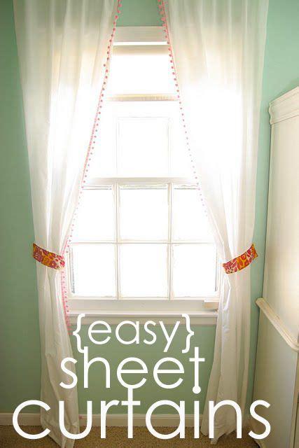 dust sheet curtains best 10 sheet curtains ideas on pinterest french door
