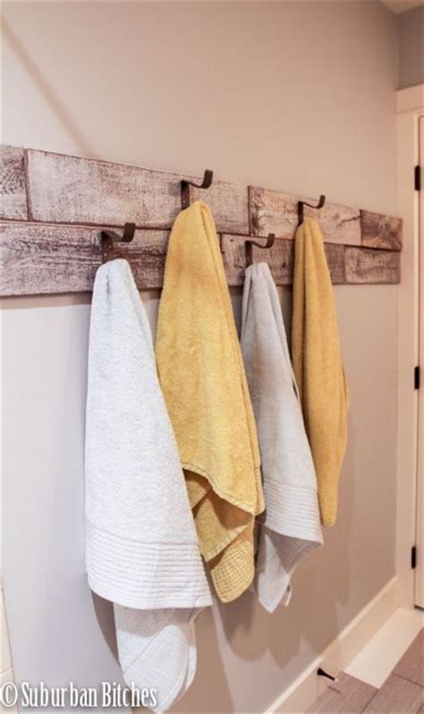 25 best ideas about bathroom towel hooks on