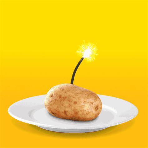 funny hot potato gif asi las cosas elsa saavedra el blog