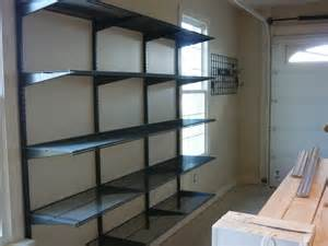 Garage Shelving Systems Custom Garage Storage Solutions Va Installations