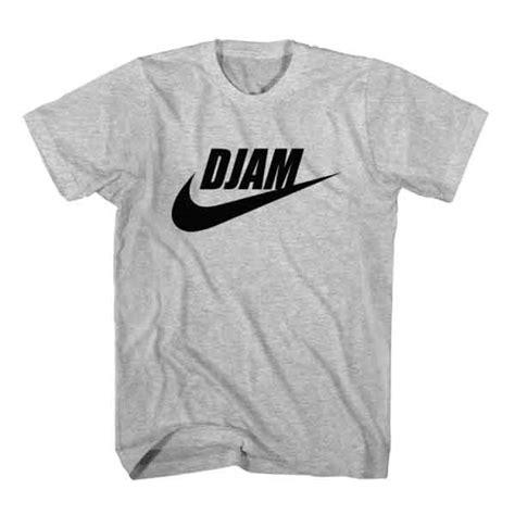 Nike Logo T Shirt dj am nike logo t shirt merchandise musitee t