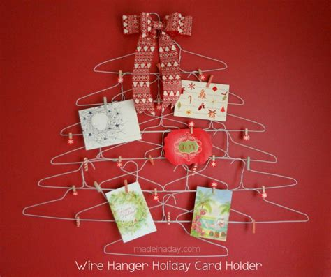 Tree Season Card Holder Hitam how to showcase your cards
