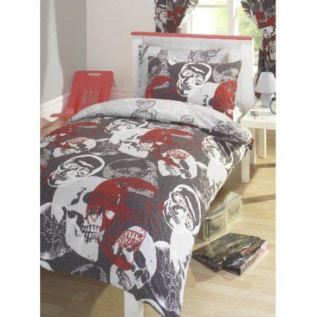 skull bedroom curtains 95 best images about rock the house on pinterest rock