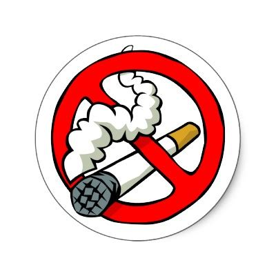 No Smoking Sign Cartoon | how to stop smoking cigarettes forever quit in 6 days