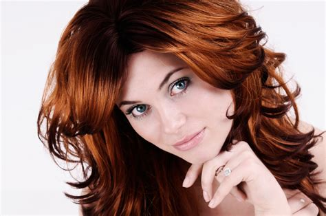 hair colour auburn pictures auburn hair color