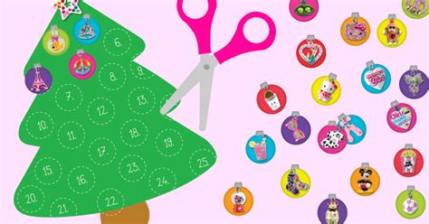 printable advent calendar christmas tree charm it advent calendar the charm it spot