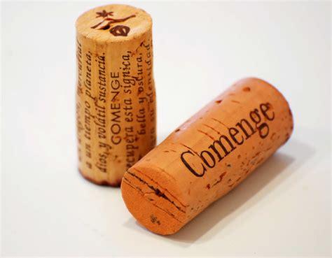 cuadro con corchos de vino el tap 243 n de corcho comenge