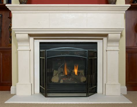 Plaster Fireplaces by A Plus Inc Kirkwood