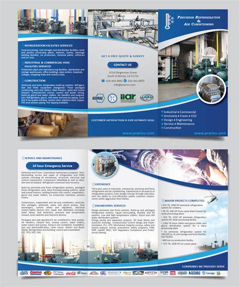 designcrowd brochure elegant playful brochure design for precision