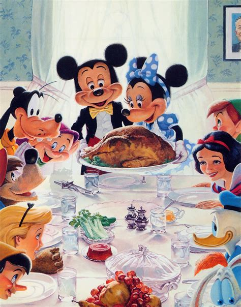 disney painting free norman rockwell thanksgiving wallpaper labels