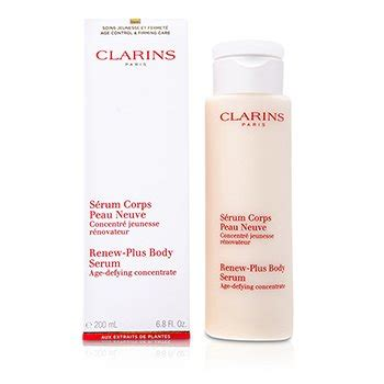 Clarins Renew Plus Serum 30ml clarins renew plus serum clarins 09708080303