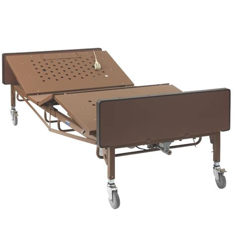 bariatric hospital bed medline bariatric full electric bed hospital bed