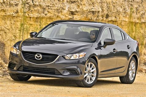 build a mazda 6 2015 used 2014 mazda 6 for sale pricing features edmunds