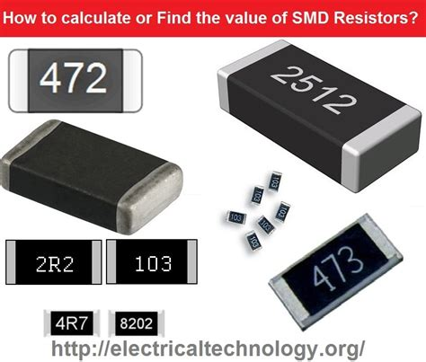 how to calculate smd resistor value image gallery smd resistor