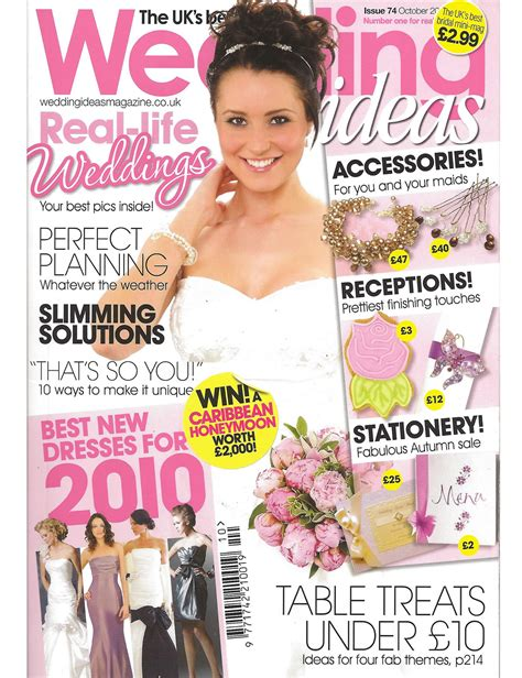 ideas mag wedding ideas magazine wedding ideas