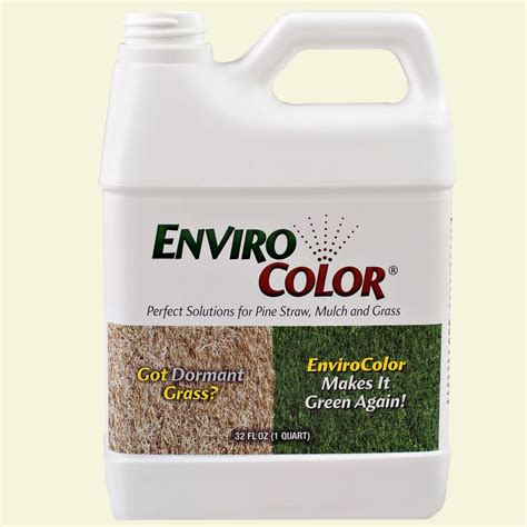 envirocolor 1 000 sq ft 4 green grass colorant