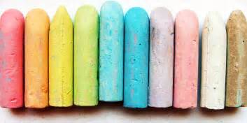 color chalk abstract pictures collection some chalk magic