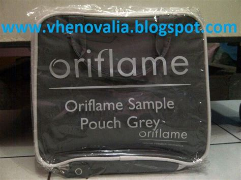 Sisir Oriflame review oriflame sle pouch grey tas pouch make up